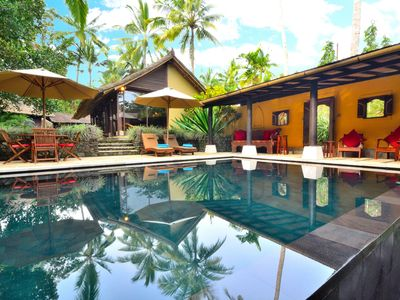 Photo for The traditional 2 bedroom villa in Gianyar