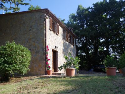 Photo for House in Val d'Orcia great for families