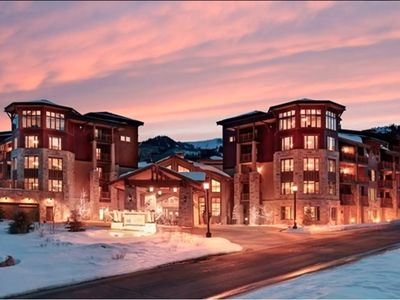 Photo for Canyons Sunrise Lodge - 2 Bedroom Suite, Park City, The Canyons