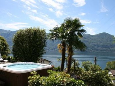 Photo for Holiday apartment Brissago for 4 persons with 2 bedrooms - Holiday apartment