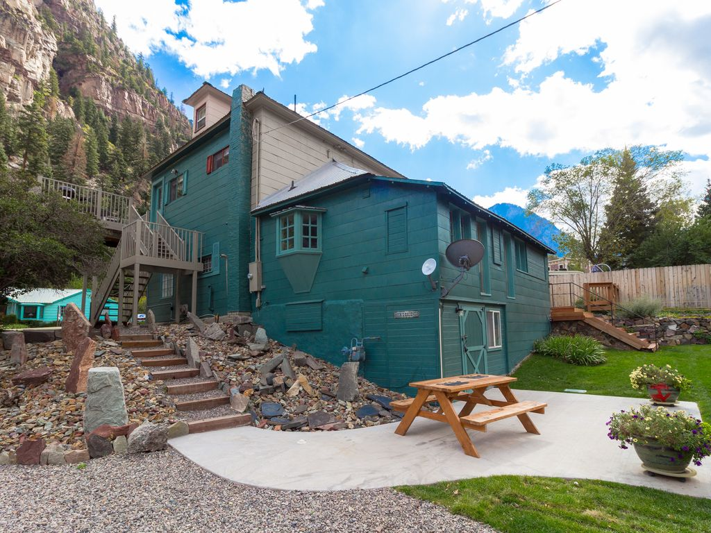 All Three Ouray Hot Springs Condos Are Available Ouray