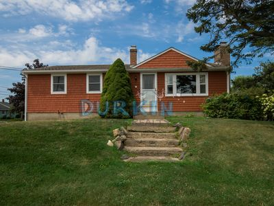 Photo for Affordable Ranch House, Short Drive to Beach, Spacious Deck