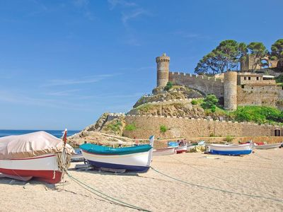 Photo for Club Villamar - Nice apartment for 4 people at only 200 meters from the beach in Tossa de Mar