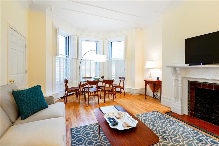 Back Bay Boston Furnished Apartment Rental - 387 ...