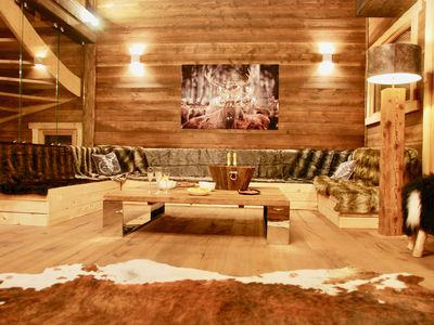Photo for Luxurious 5 * family chalet Morzine-Portes du Soleil 16 people