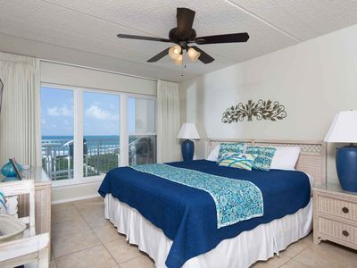 Photo for Edgewater 404 - Luxurious Beachfront Condo, Premier Location on South Padre Island, Direct Ocean Access