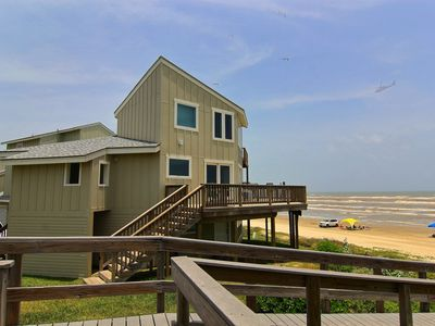 Photo for CHECK OUT THE NEW WEEK DAY RATES!!4 Bedroom 4 Bath BEACHFRONT beauty!!!