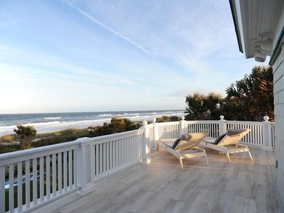 Photo for 307 Ponte Vedra Blvd, 6 Bedrooms, 5 Bathrooms, Beachfront, Sleeps 12