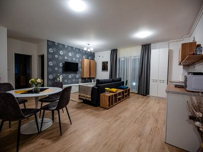 Photo for 1BR Apartment Vacation Rental in Cluj-Napoca, CJ
