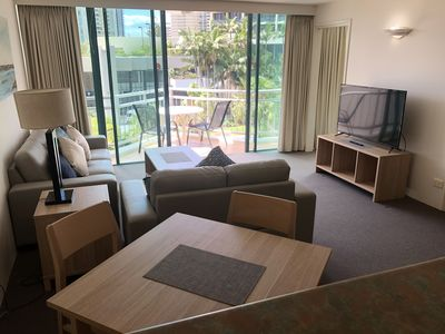 Photo for Crown Towers Surfers Paradise | Large sunny north facing unit | Free WiFi