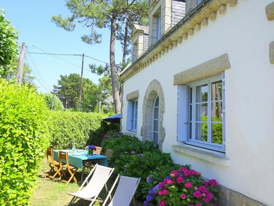 Photo for Semi-detached house, Carnac  in Morbihan - 8 persons, 4 bedrooms