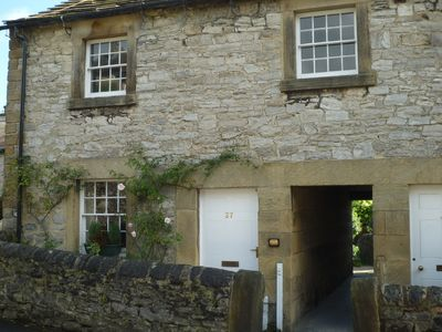 Photo for Comfortable Grade II Listed Cottage With Beautiful Views. Newly Refurbished