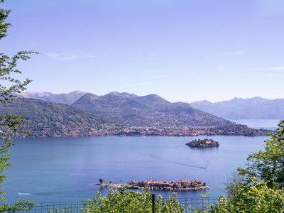 Photo for VILLA PRIMULA, Stresa amazing view on the Lake Maggiore