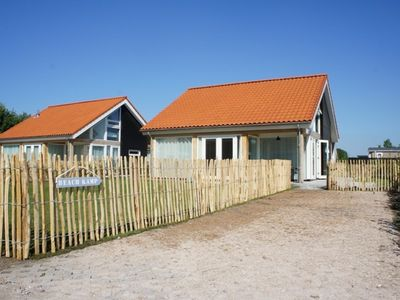 "Photo for Holiday home Zonnedorp 20, ""Beach Kamp"""