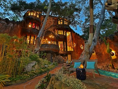 Photo for The Whale House - Unique Architectural Masterpiece in Mission Canyon