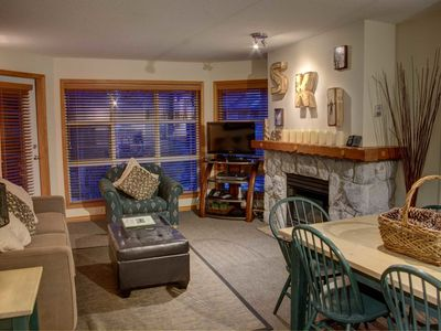 Photo for Prime Ski-in Ski-out Location! Top Floor Unit, Pool, Hot tubs, BBQ (543)