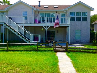 Photo for Great vacation rental, close to beach/village, and we take FLETC per diem