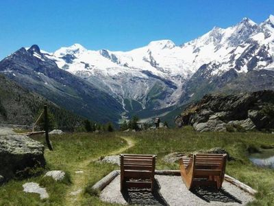 Photo for Apartment Mischi (008B03) in Saas-Fee - 4 persons, 1 bedrooms