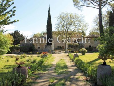 Photo for THE BASTIDE OF THE COMBE - VILLAGE PROPERTY AT THE HEART OF A BIG DOMAIN