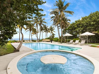 Photo for **One of the Best Ocean Front Homes for Family Vacations -- Toes in the Sand**