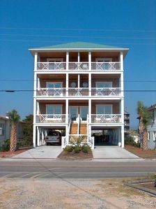 Photo for Ocean & Canal Dream House!! *Pool*Elevator*fully appointed* 4BR 4 Bath