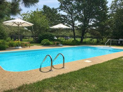 Photo for New Listing! Tranquil All-Suite Retreat w/ Heated Pool & Private Hot Tub