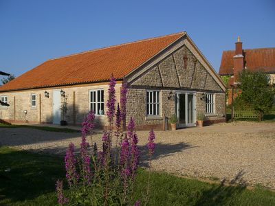 Photo for 5 star tourist board rated stone cottage in peaceful, idyllic rural setting
