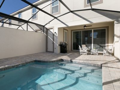 Photo for Budget Getaway - Solara Resort - Feature Packed Contemporary 3 Beds 3.5 Baths Townhome - 5 Miles To Disney