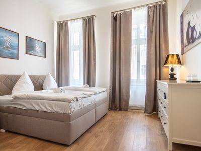 Photo for Family friendly apartment in Karlín near the centre by easyBNB