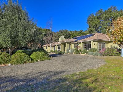 Photo for NEW! Arroyo Grande Horse Ranch Home w/ Mtn Views!
