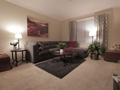 Photo for Amazing amenities - Private 2 bed, 2 bath that sleeps 6