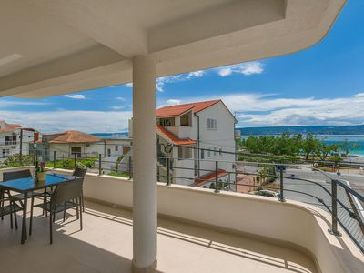 Photo for Apartments Villa Aquamarine (65021-A6) - Duce
