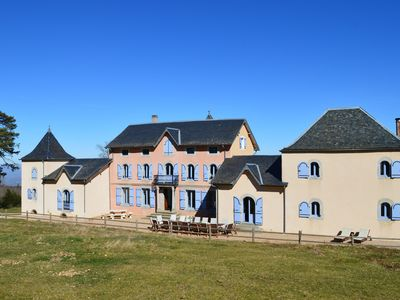Photo for En Dardé 24 -Beautiful Château from 1800 on 90 hectares of forest and grassland