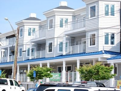 Photo for 1BR Apt in brand new Blue Surf Condominiums - Downtown Bethany and Oceanfront