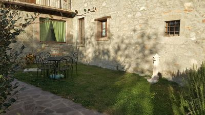 Photo for Apartment near Montalcino and Saturnia