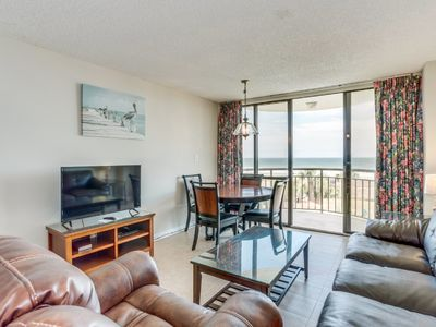 Photo for Oceanview Condo #202 At Meridian Plaza/Snowbird Special Rates Available!!!