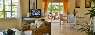 Photo for Penthouse suite vip service at cofresi palm beach spa resort