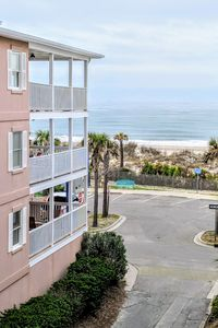 Oceanfront Views from Balcony