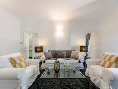 Photo for Selin Home in Castelletto apartment in Genoa with lift.