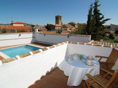 Photo for Self catering Los Corrales for 16 people