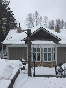 Photo for 2BR Townhome Vacation Rental in Mont-Tremblant, QC