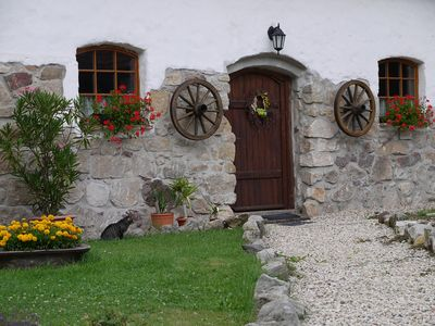 Photo for A beautiful 2 bedroom holiday cottage in Polish Lower Silesia