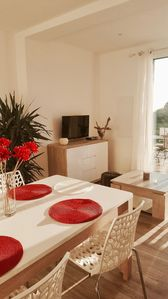 Photo for APARTMENT 4 PERS - BEACHES - SHOPS - LIAMONE