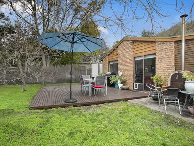Photo for Delightful beach house in quiet Barwon Heads location