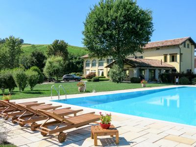 Photo for 3 bedroom Villa, sleeps 8 in Alliere with Air Con and WiFi