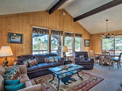 Photo for NEW! Estes Park Cabin w/Deck - 5 Min to Downtown!