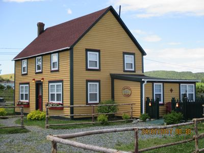 Photo for Baccalieu Cottage, A True Newfoundland Gem