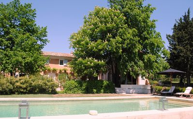 Photo for Provencal farmhouse of the XIXth with swimming pool, charming house