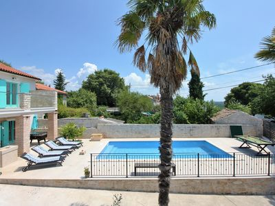 Photo for New Villa Kristina with wonderful sea views in an absolutely quiet location