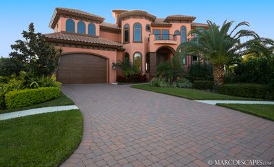 Photo for BOUNTY COURT - A Tuscan Renaissance Nestled on Wide Waters!